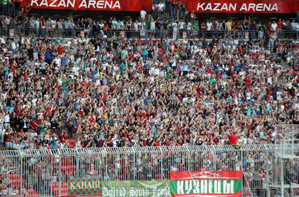 Фотообзор с открытия «Казань-Арены» глазами обычного казанца