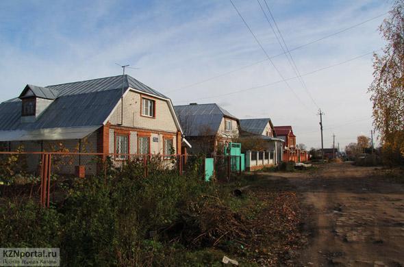 Улица Побежимова Казань