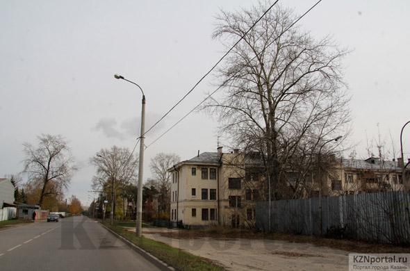 Улица Рахимова Казань