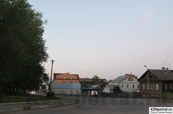 Улица Сайдашева Казань