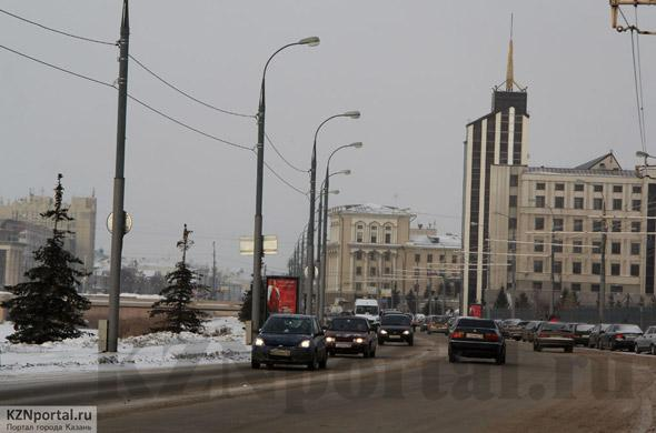Улица Салимжанова Казань