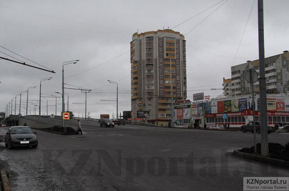 Улица Сахарова Казань