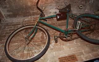 Велосипед советских времен