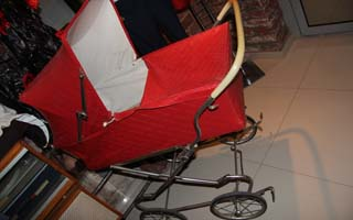 коляска советских времен