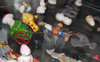 елочные игрушки в советские времена