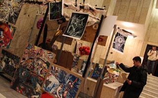 Третий и последний фестиваль странного искусства