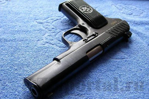ТТ пистолет