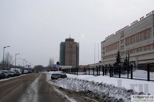Улица Яруллина Казань