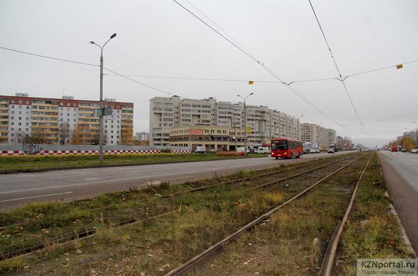 Улица Зорге Казань