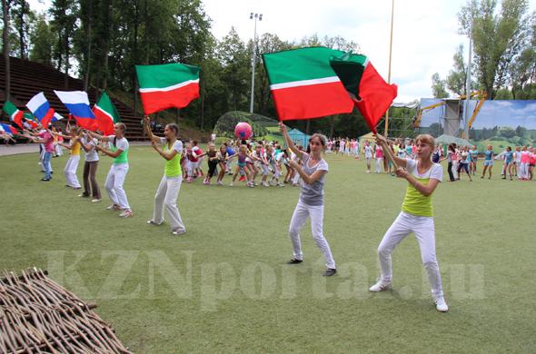 Завтра в Казани ожидается грандиозный Сабантуй