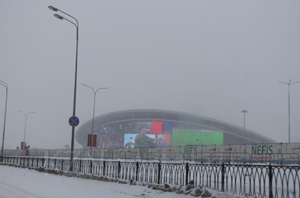 «Казань-Арена» претендует на звание лучшего стадиона мира 2013