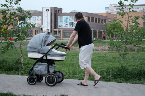 Где в Казани можно прогуляться с детьми?
