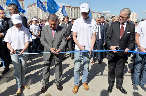 В Казани открылся Германо-российский институт новых технологий