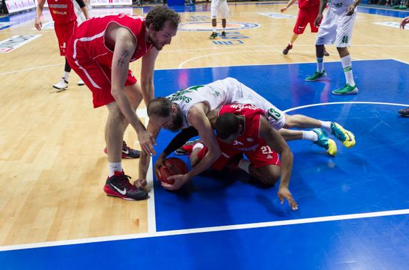 УНИКС добыл победу во втором матче Единой Лиги ВТБ