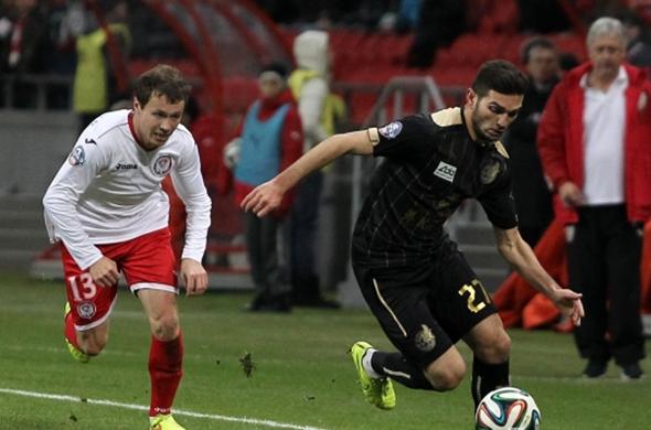 «Рубин» сыграл вничью с пермским «Амкаром»