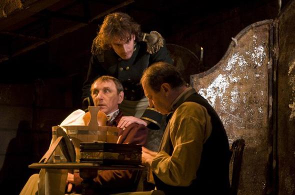 Александр Яндаев: «Театр со мной все 24 часа»