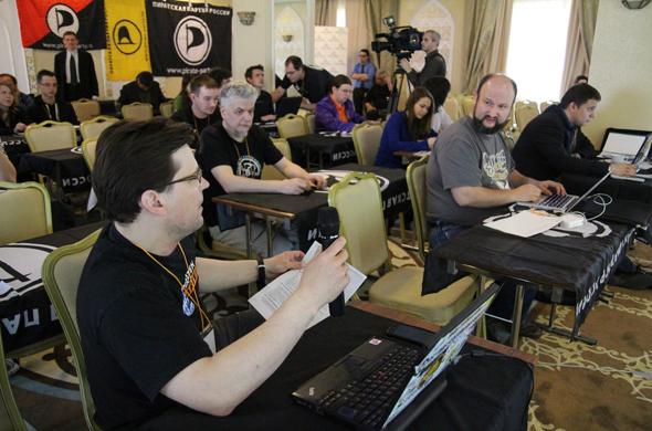 В Казани завершилась Ассамблея Пиратского Интернационала