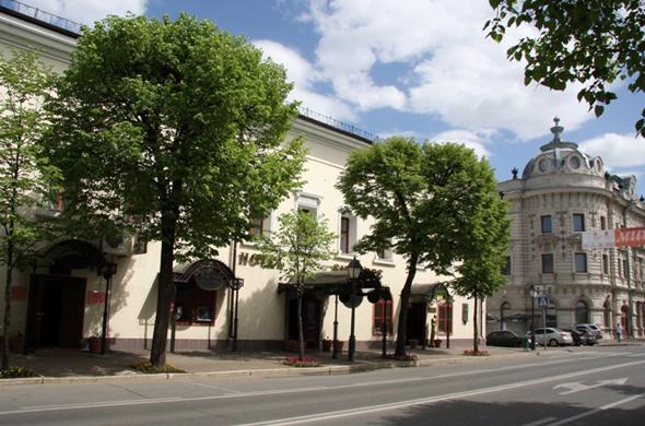 Самые дорогие отели Казани
