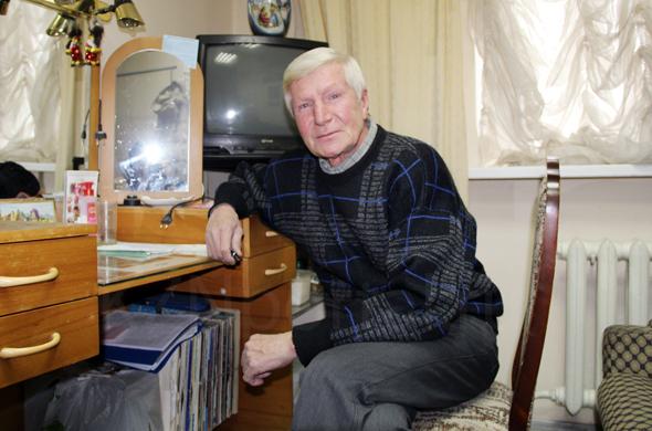 Народный артист РТ Евгений Царьков: я живу 70 ролей - 70 жизней