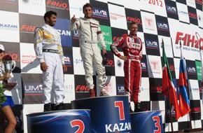F1H2O - 2012, Казань